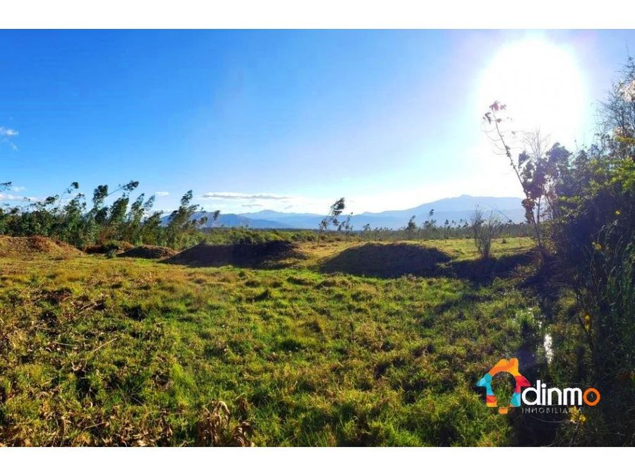 terenos de venta yaruqui chinangachi