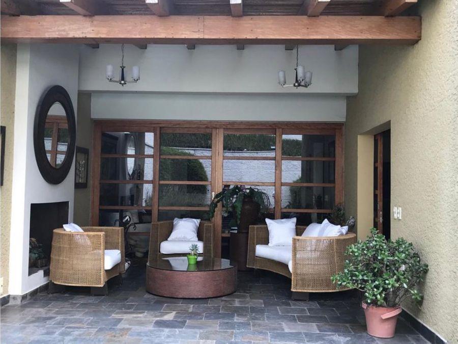 c casa de venta urb san isidro cumbaya