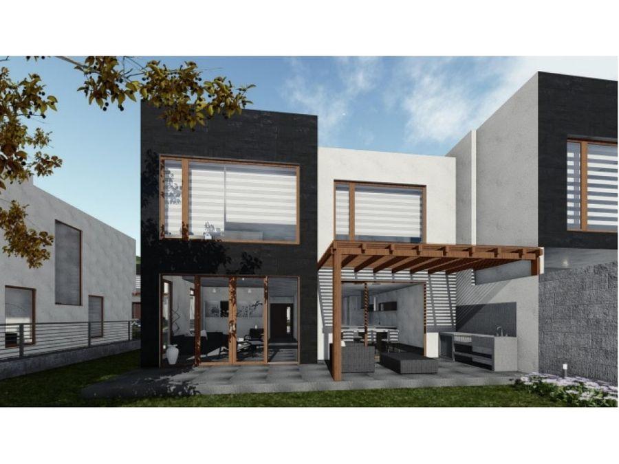a estrenar amplia casa 200 m2 en tumbaco conjunto jardin