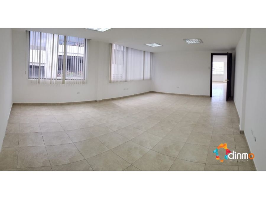 oficina 265 m2 en arriendo norte de quito sector la y
