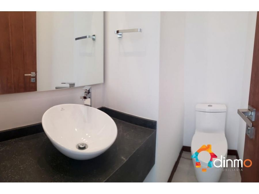 departamento en venta 2 habitaciones urb vista grande cumbaya 120 m2