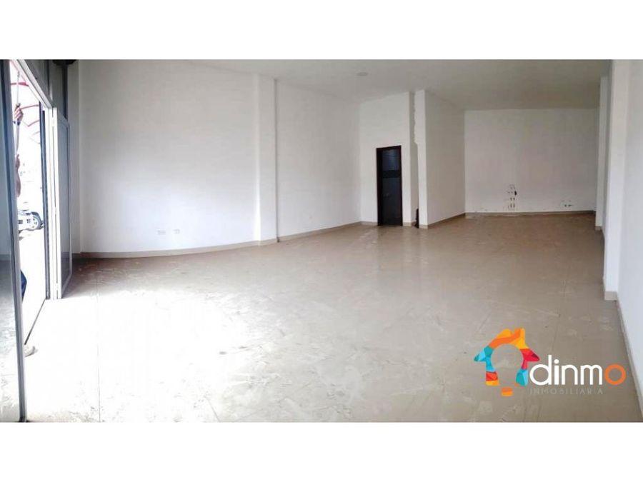 locales en plaza comercial tumbaco en arriendo de 60 a 120 m2