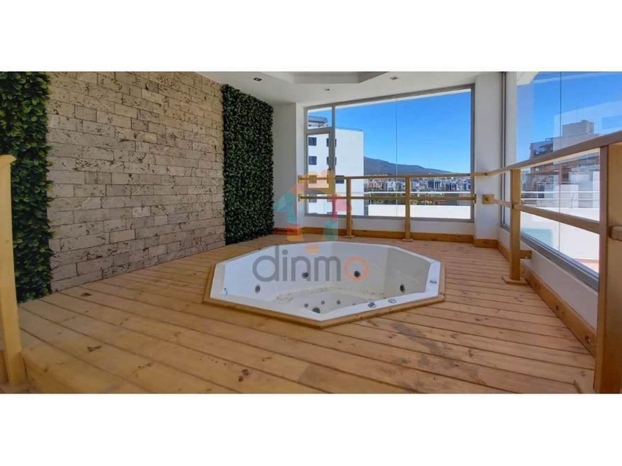 hermosa suite con balcon en arriendo sector la carolina