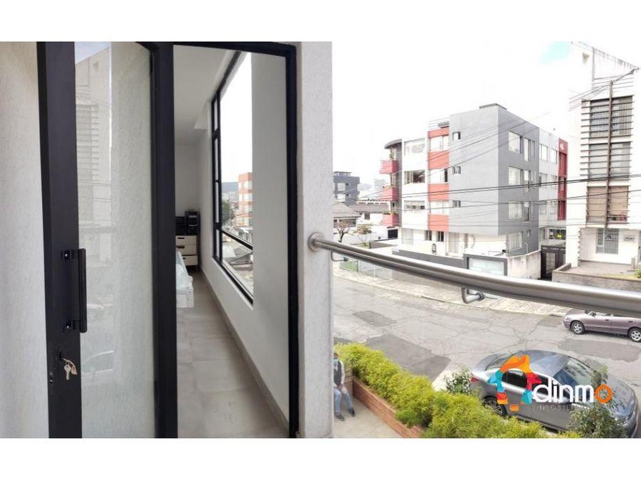 a estrenar oficina con balcon 60 m2 de venta granda centeno