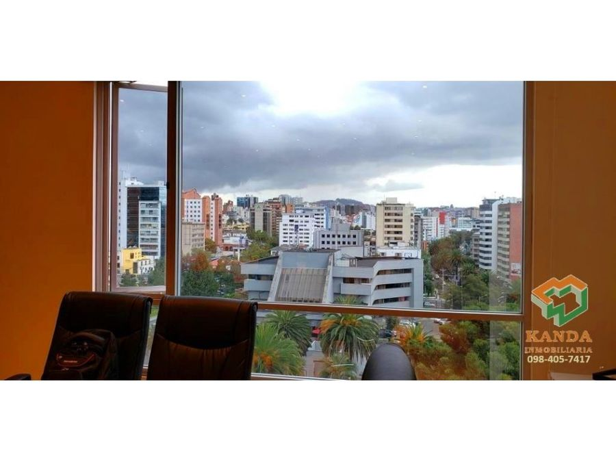 espectacular oficina vista panoramica venta