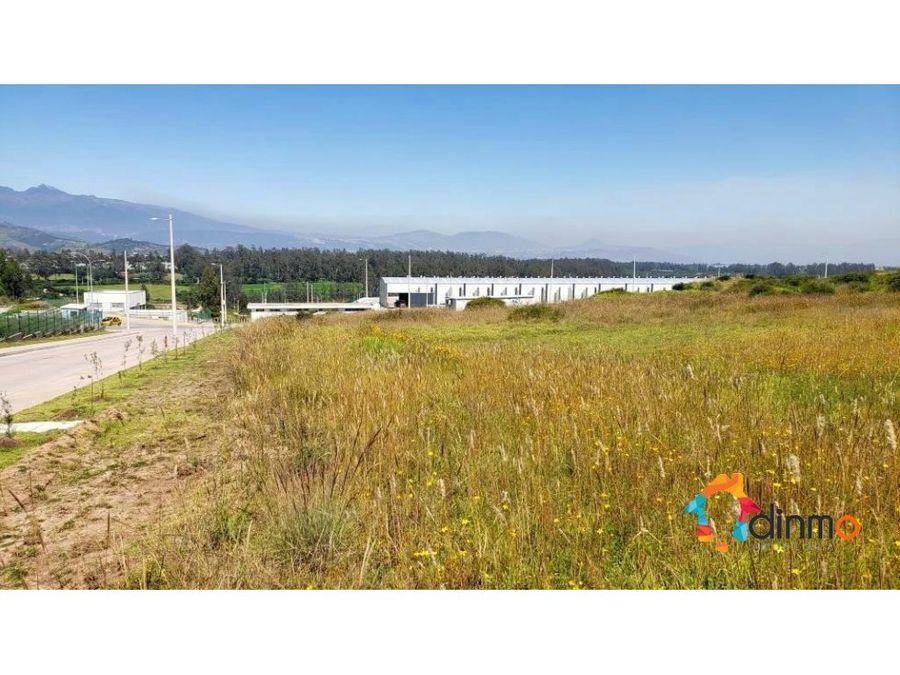 espectecular terreno i3 parque industrial