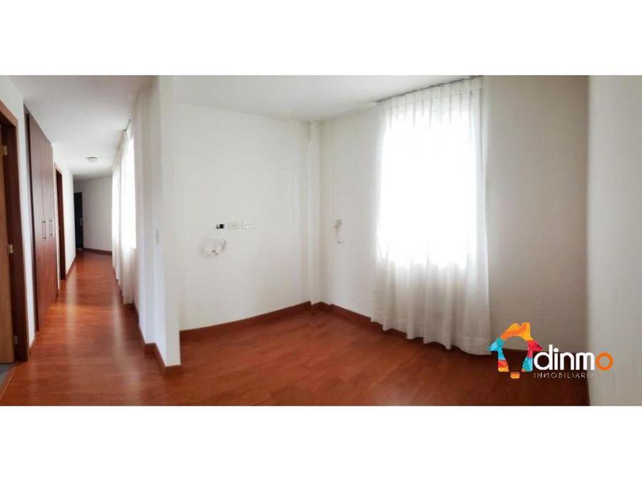 bromelias amplio 3 dormitorios departamento en arriendo batan alto