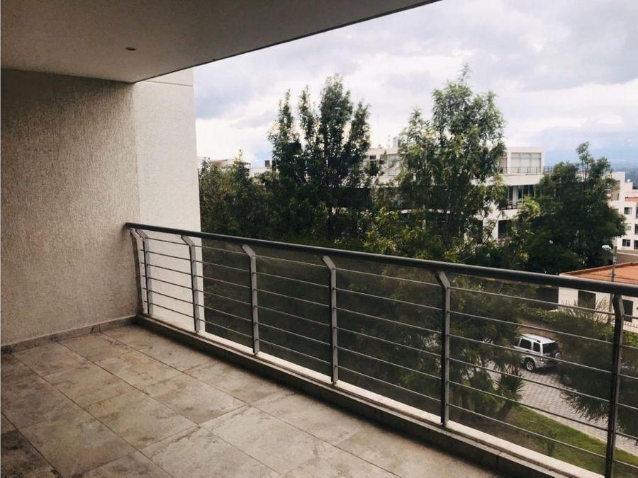 c penthouse de lujo cumbaya venta o alquiler