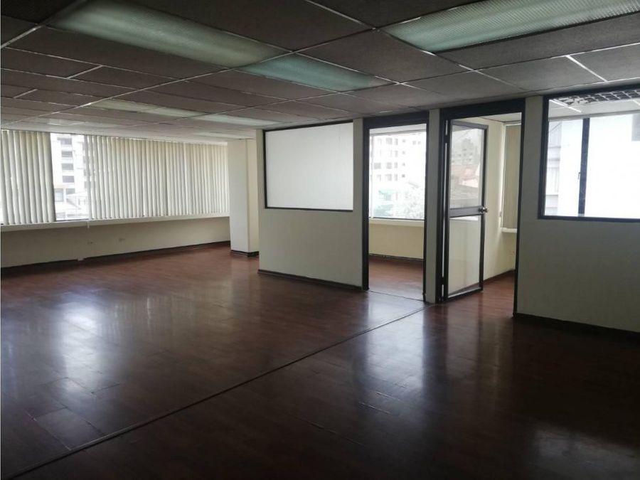 c oficina 100 m2 rento shyris nnuu