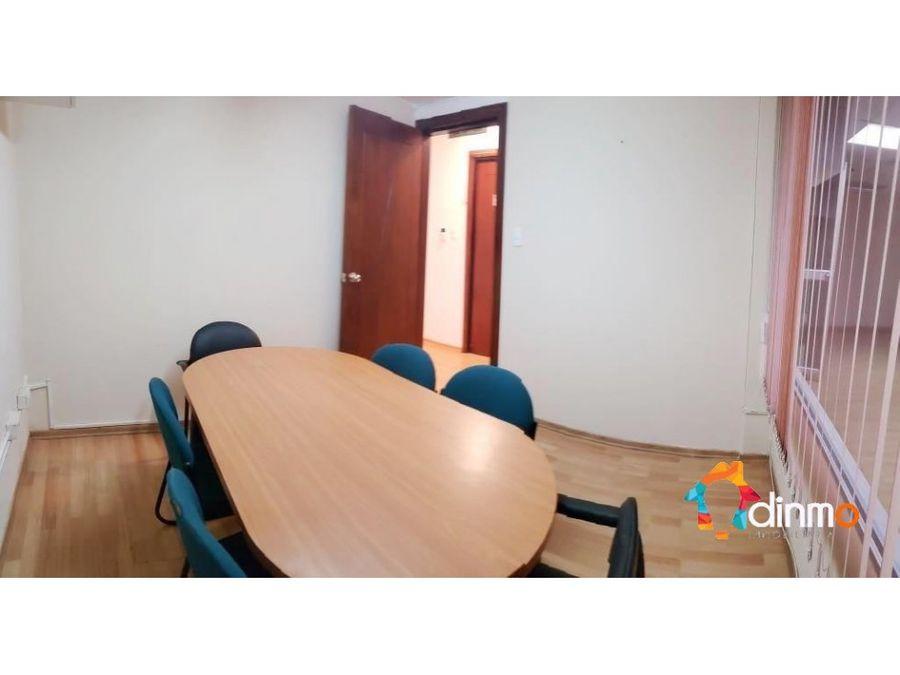 oficina en venta con divisiones 4 ambientes la carolinaquicentro
