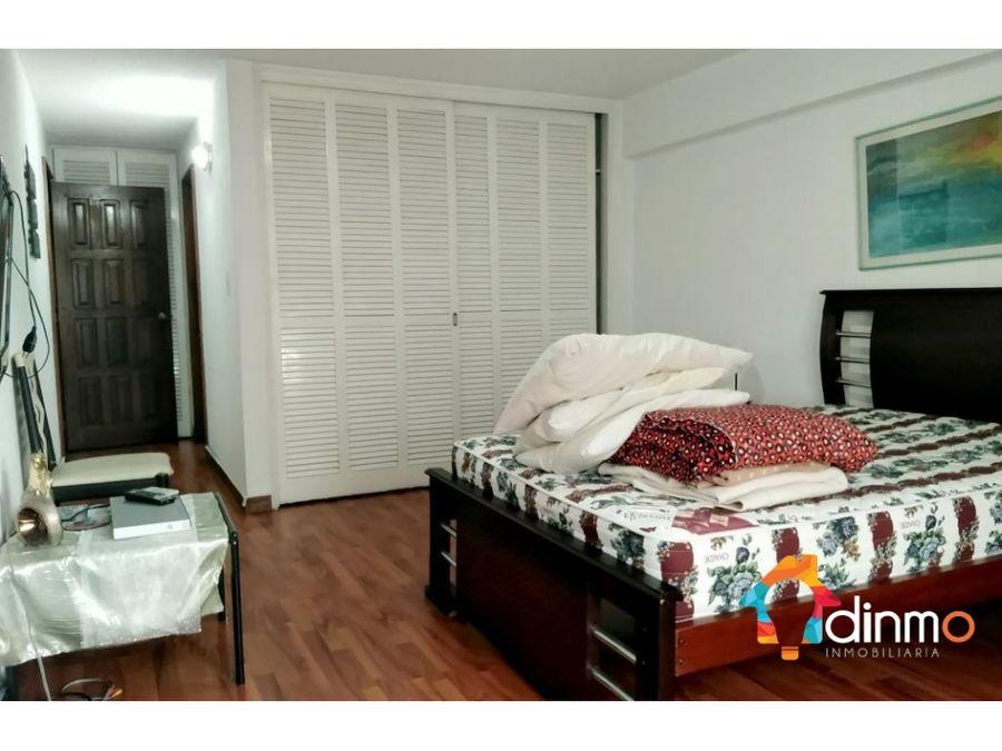 departamento en arriendo 3 dormitorios gonzalez suarez