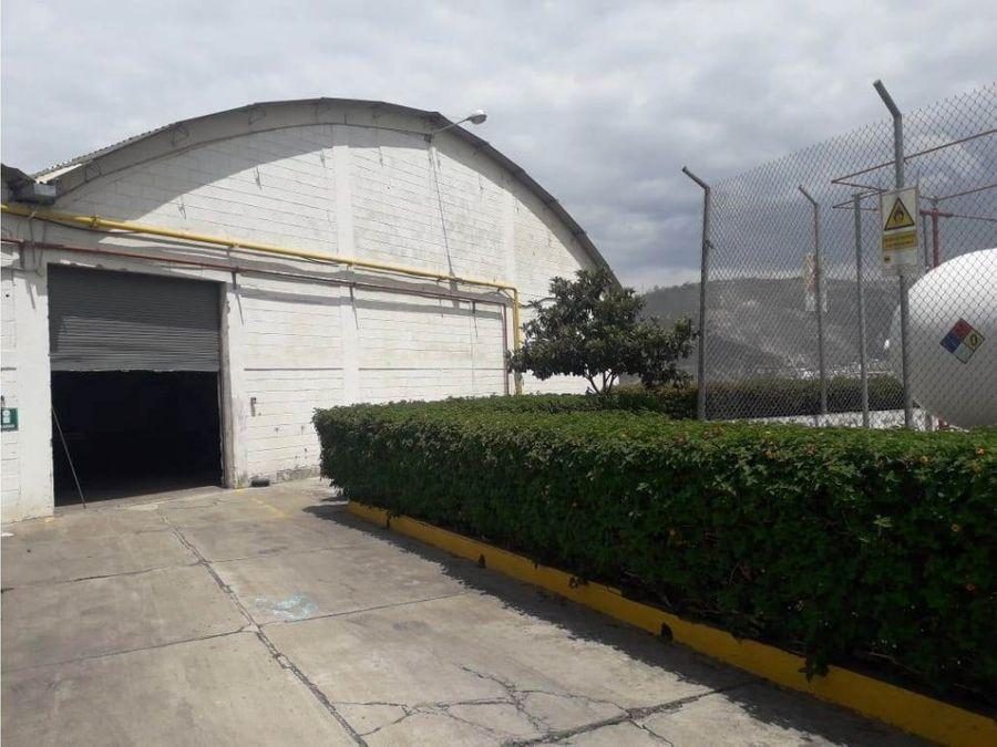 dbodega 1000 m2 galpon de rentapusuqui