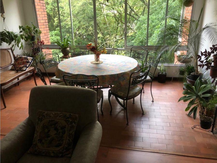 venta apartamento patio bonito