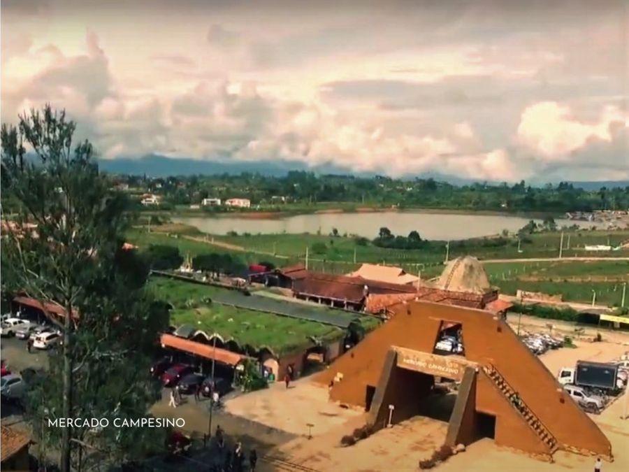 lotes en condominio mirador del lago bucaramanga