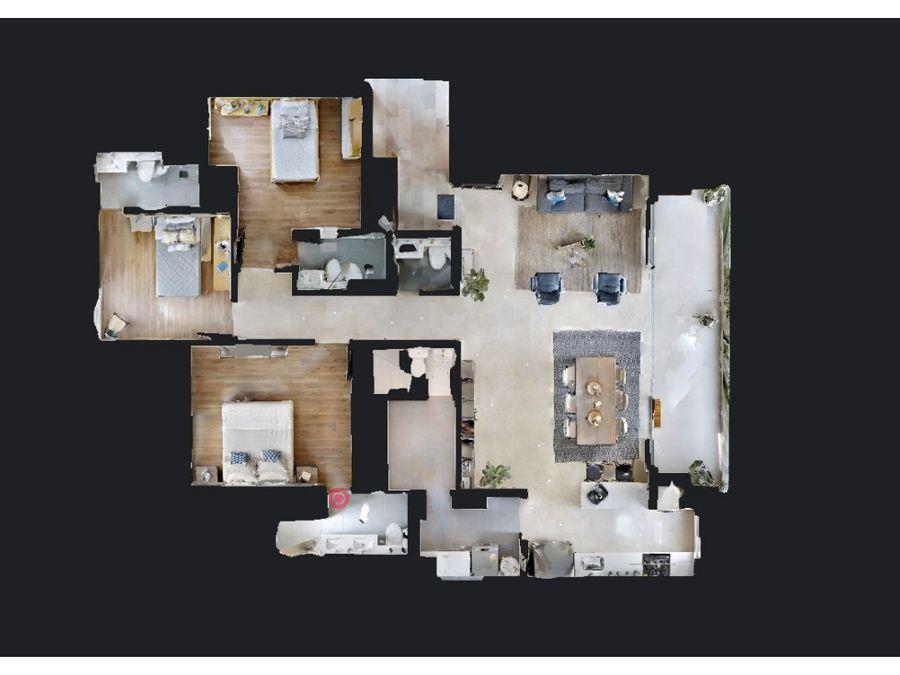 venta de apartamento en edificio san martin laureles
