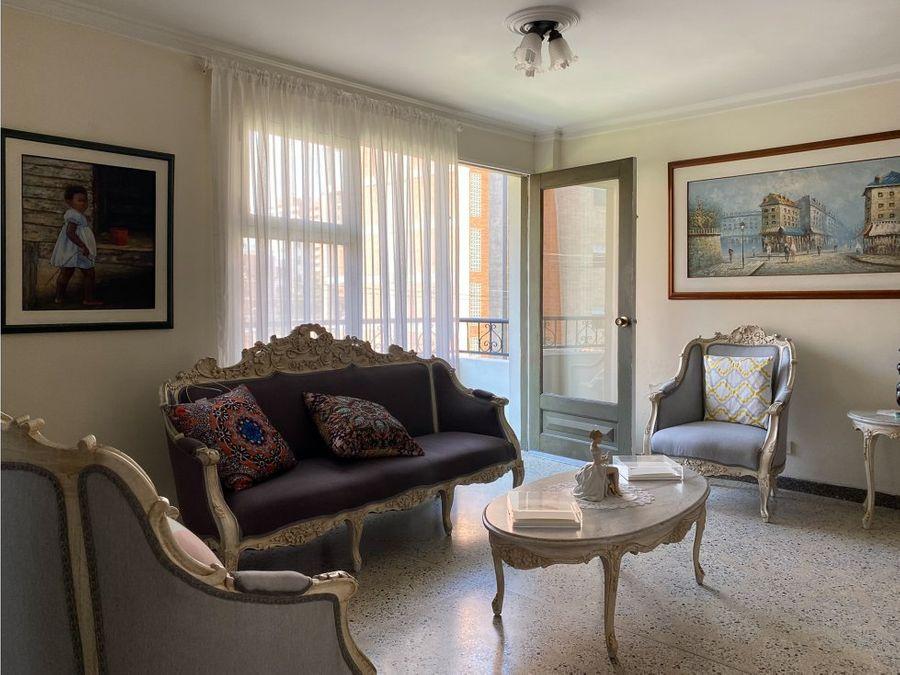 apartamento a la venta en el nogal los almendros medellin