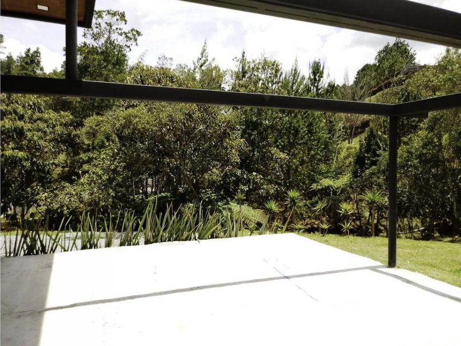 casa campestre el escobero en bosques de salamanca