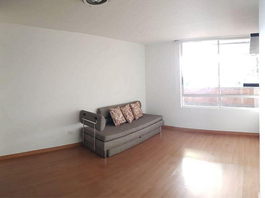 venta de comodo apartamento en el poblado