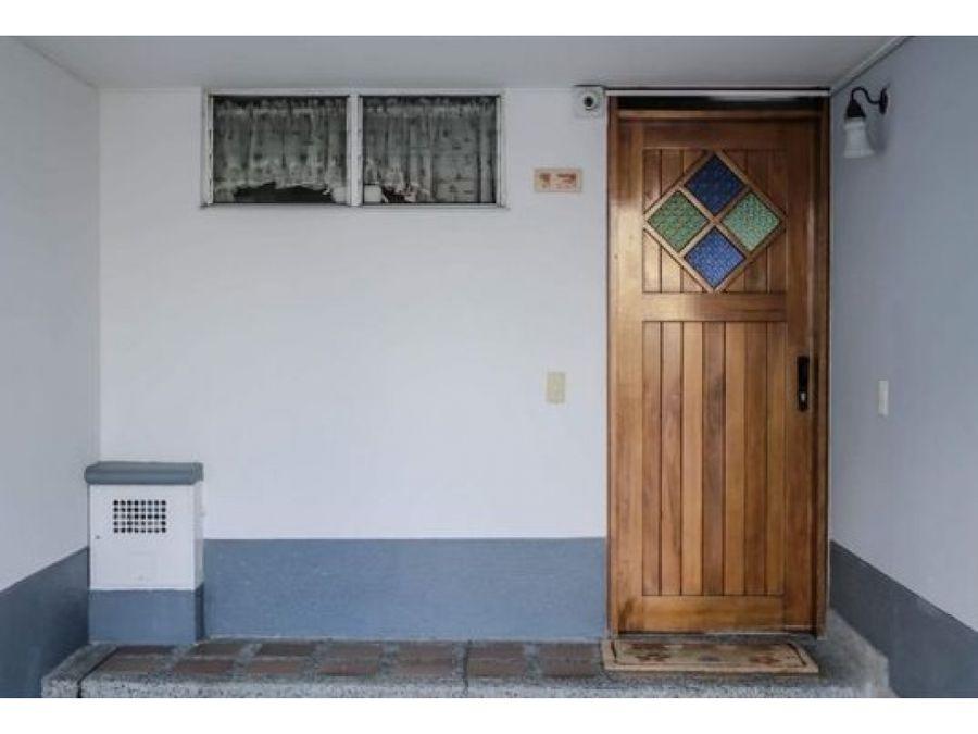 venta de casa en loma de los bernal medellin