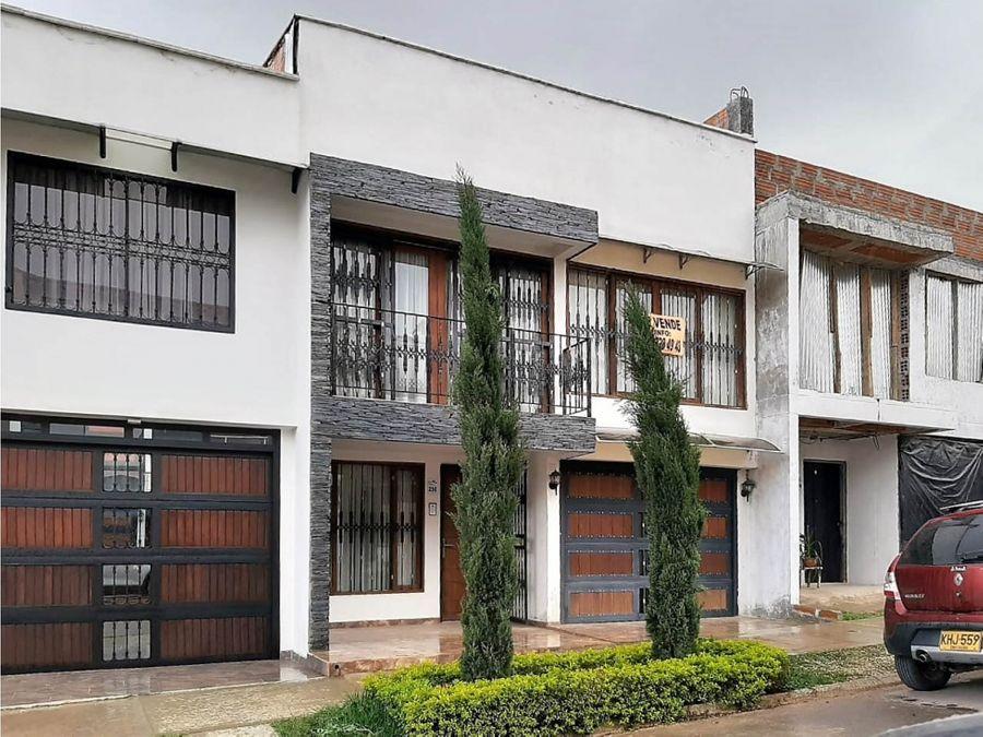 casa en venta en rionegro en el barrio tres cantos