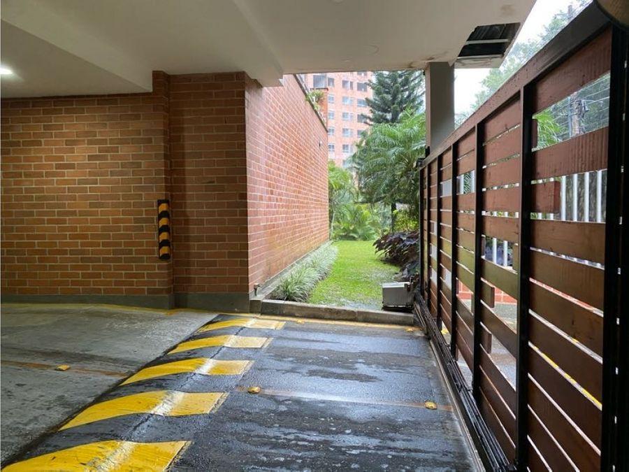 apartamento en venta urbanizacion allegro sector san lucas el poblado