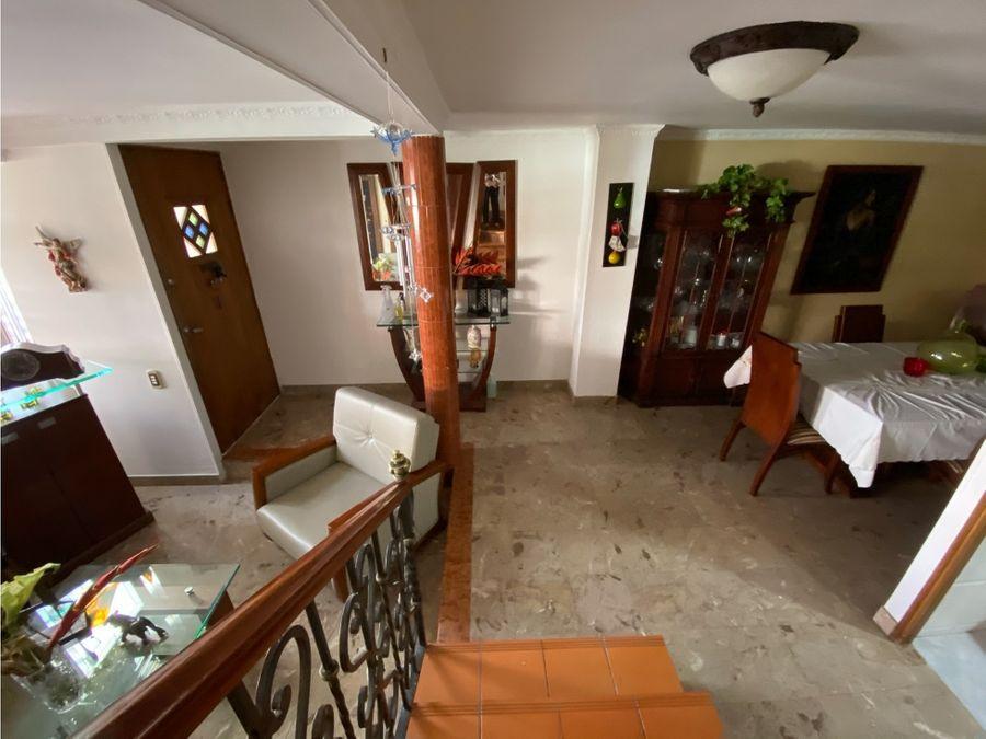 casa en urbanizacion bilbao sector diego echavarria belen