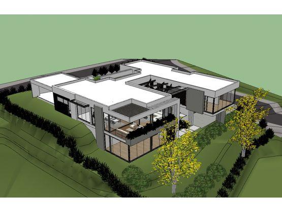 el monte proyecto de lujo casa en las palmas medellin