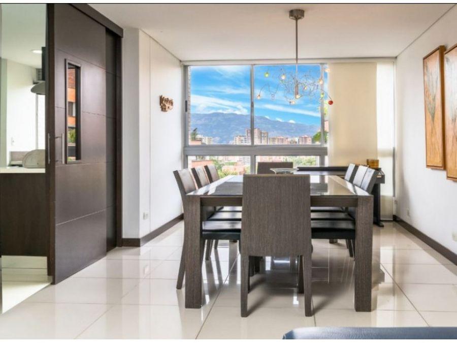 venta apartamento en element living el poblado