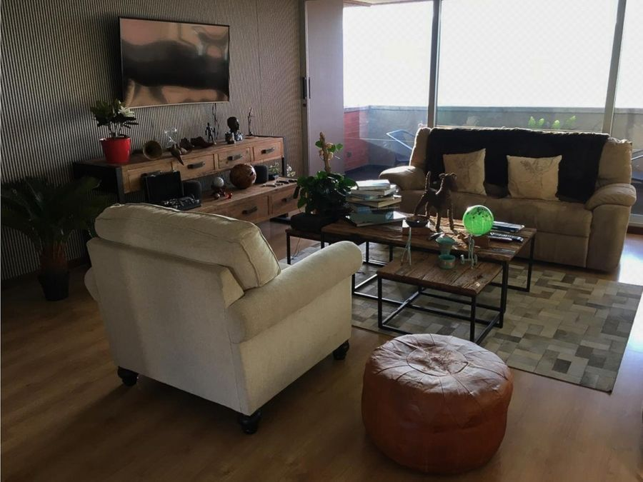 venta de apartamento en el edificio aguas del bosque el poblado
