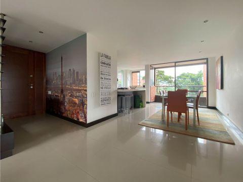 exclusivo apartamento en venta en el poblado molino de san lucas