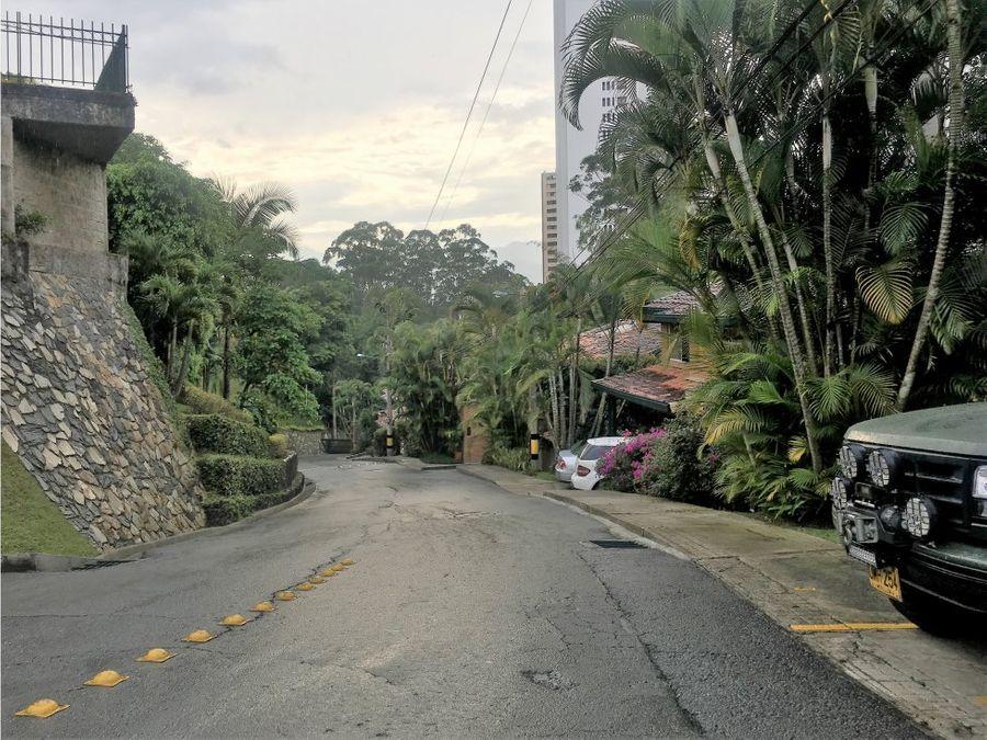 casa en san lucas urbanizacion avellaneda el poblado