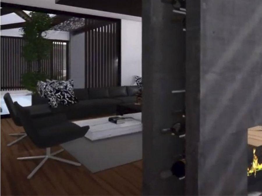el monte proyecto de lujo casa en las palmas
