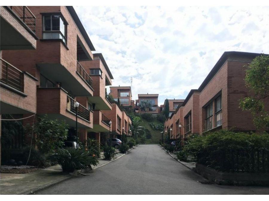 casa campestre urbanizacion espigas en sabaneta