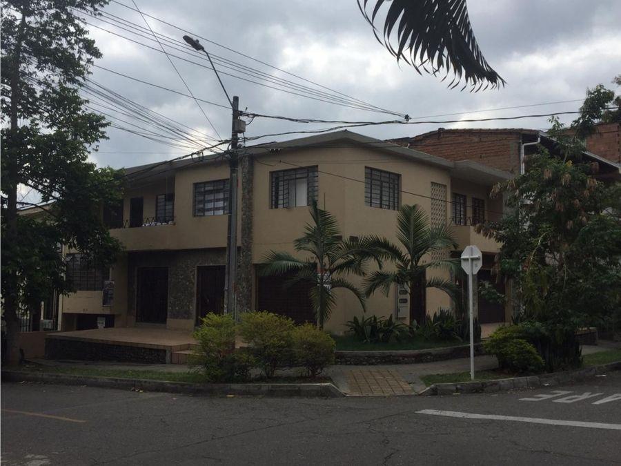 edificio en san javier con 6 locales y un apartamento