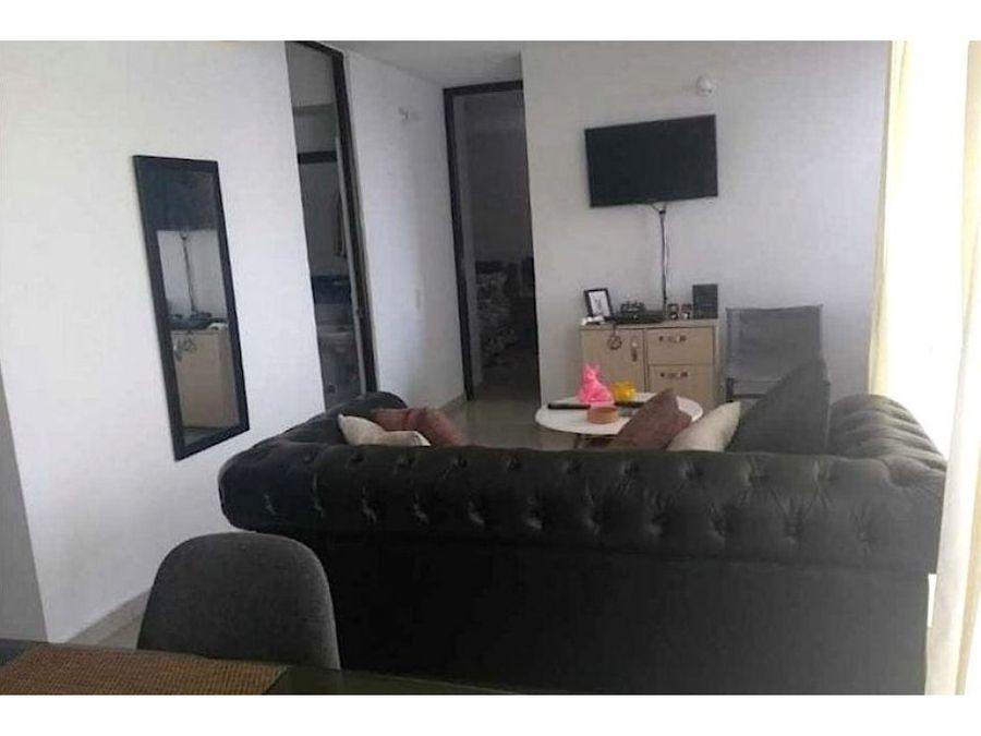 apartamento en valle del lili con hermosa vista
