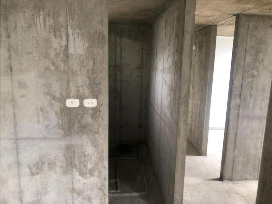 apartamento en obra gris bochalema sur de cali