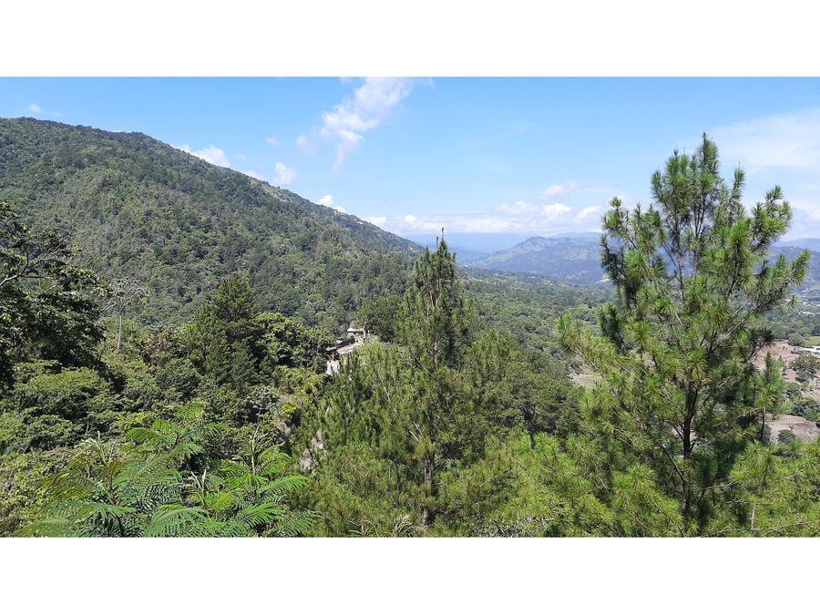 solar de 2000 mts con extraordinaria vista a jarabacoa y las montanas