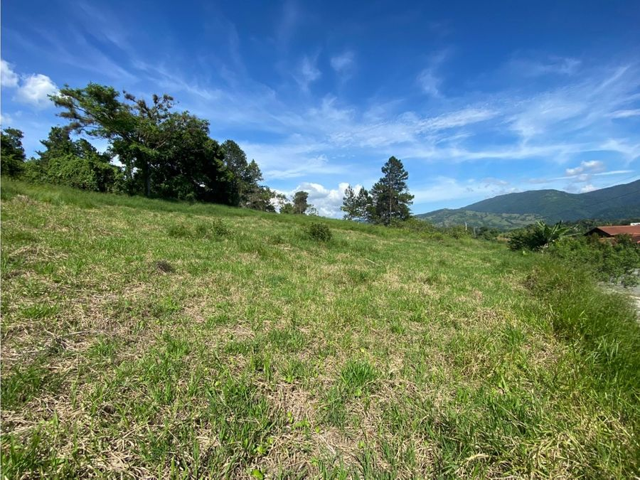 grandioso lote de 6000 mts en mountain village jarabacoa