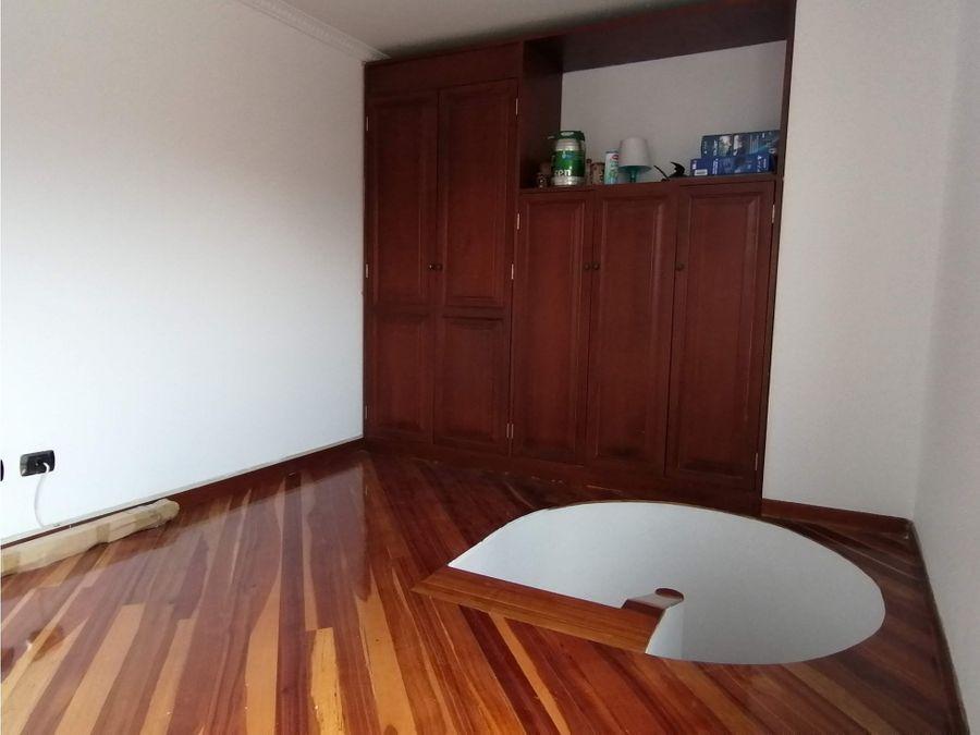 apartamento en arriendo santa barbara bogota