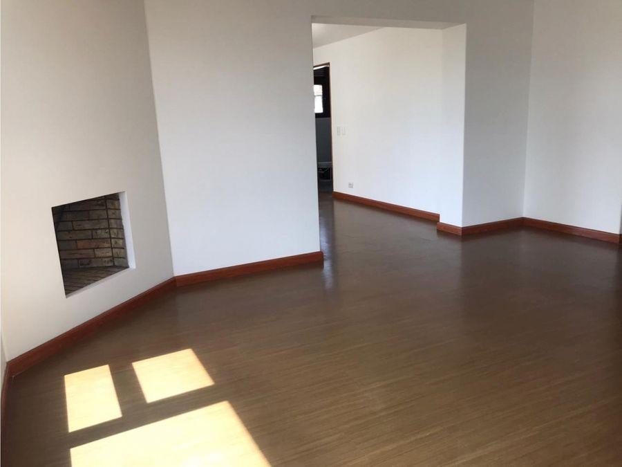 apartamento en arriendo gratamira bogota