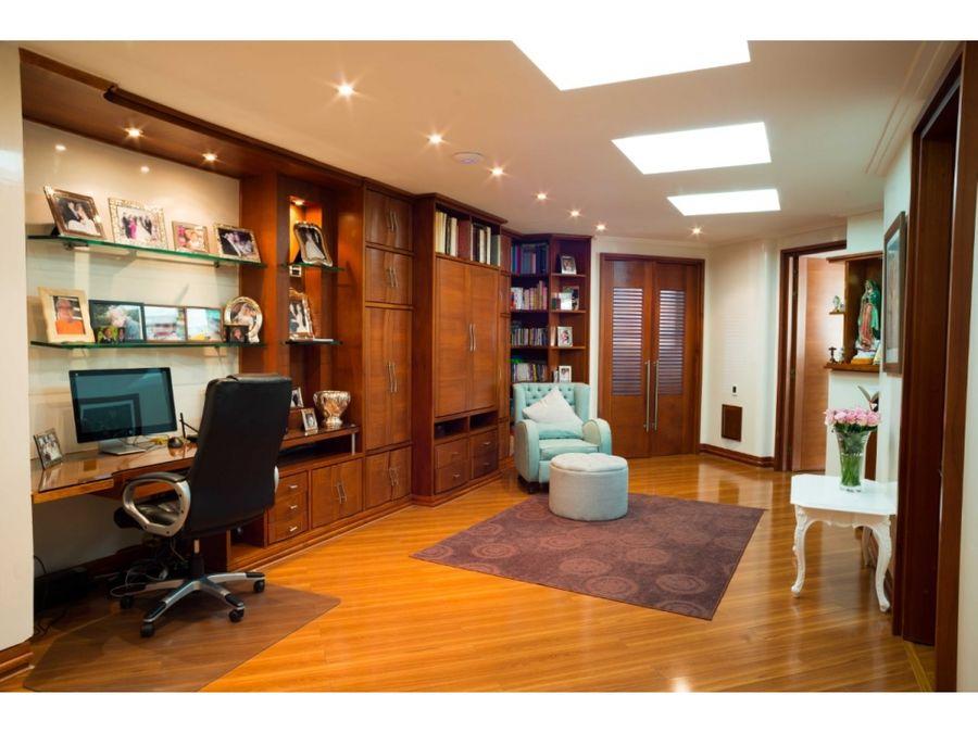 apartamento en venta niza bogota