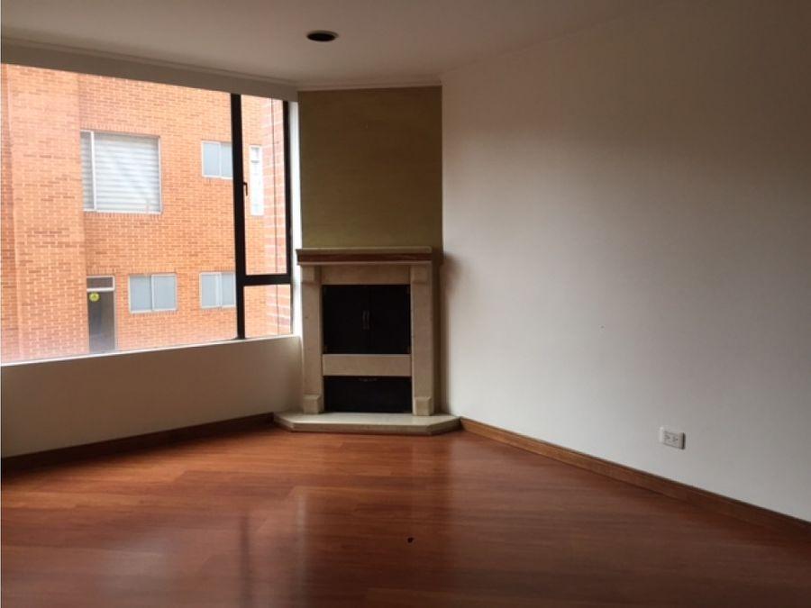 apartamento en arriendo santa barbara occidental bogota