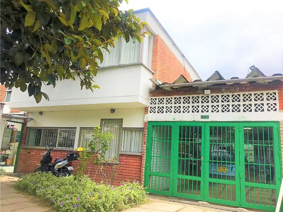 casa en venta niza antigua bogota