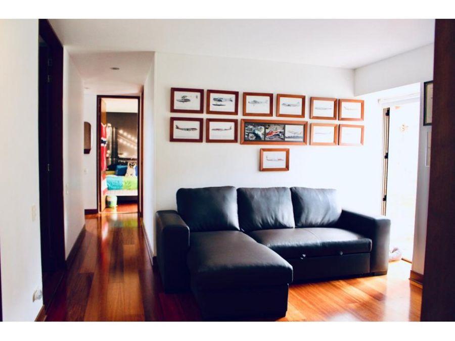 apartamento en venta lindaraja bogota