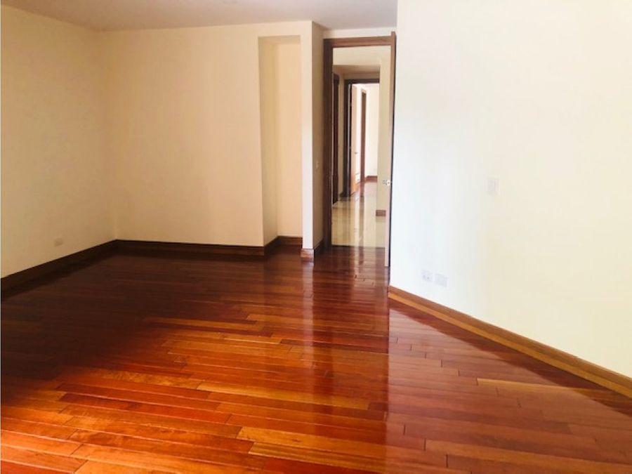 apartamento venta renta santa barbara alta bogota