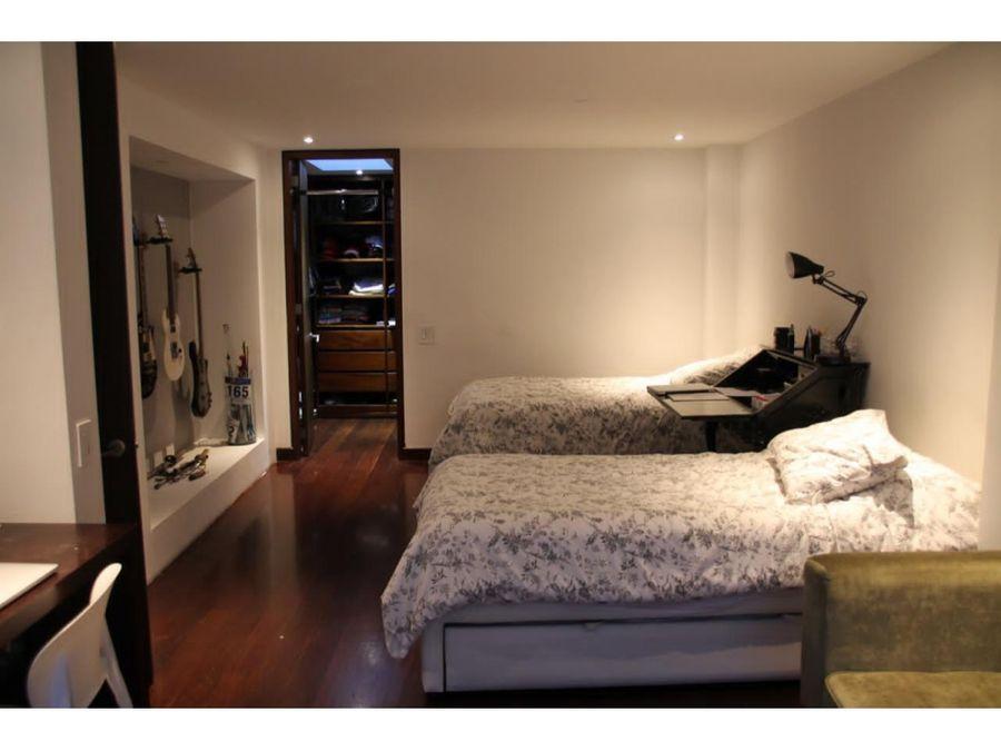 apartamento en venta chico norte bogota