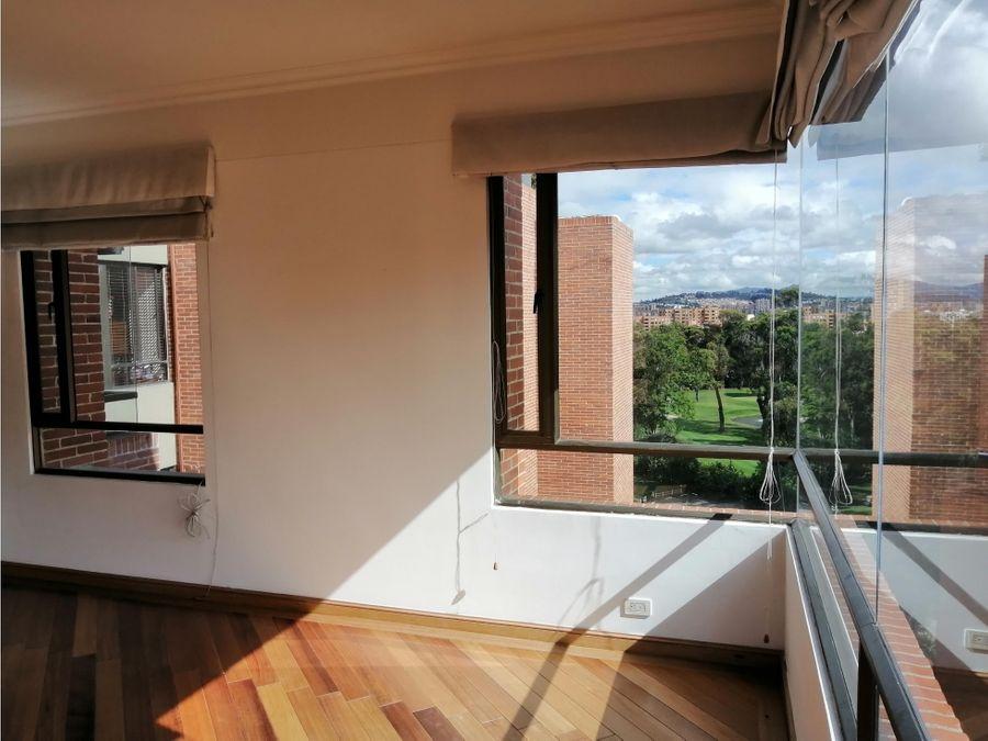 apartamento en venta calleja alta bogota