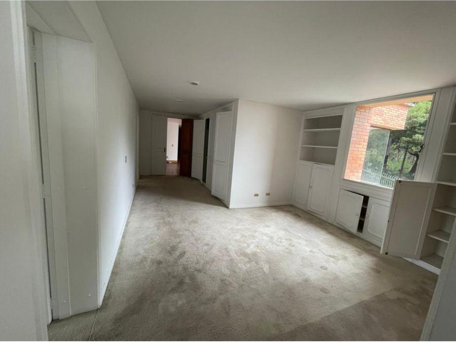 apartamento en venta refugio bogota