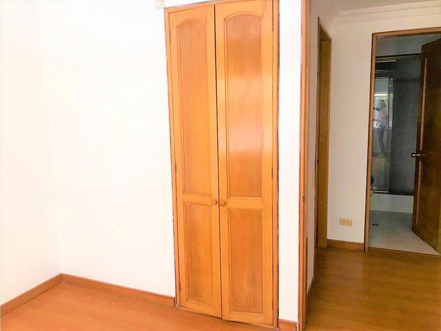 apartamento en venta y renta virrey bogota