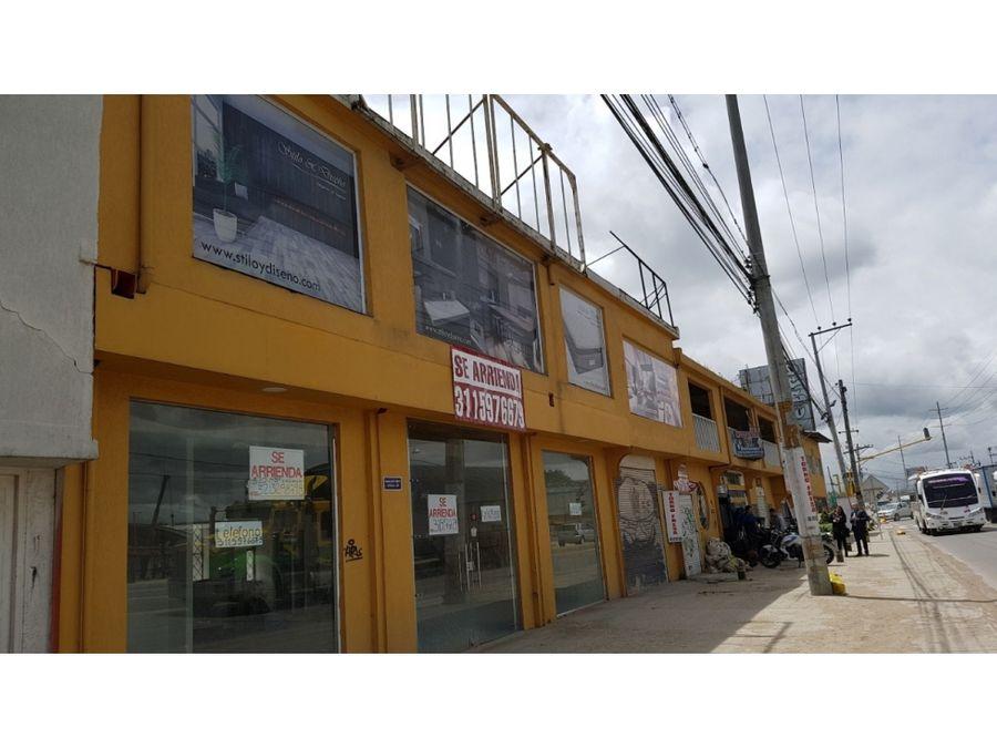edificio comercial funza cundinamarca